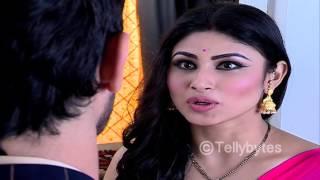 getlinkyoutube.com-Astrologer's preidction in NAAGIN - Ritik needs to stay away from Shivanya