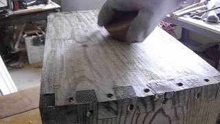 getlinkyoutube.com-Tratamento e impermeabilização natural de madeiras I.