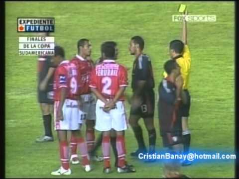 Cienciano 1 River 0 Copa Sudamericana 2003 Final Vuelta
