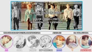 "BTS (방탄소년단) ""Outro: House Of Cards"" [COLOR CODED] [ROM|SUBESPAÑOL LYRICS]"