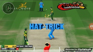 Double hattrick by umesh yadav in wcc2 updated(2017).World cricket championship 2