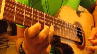 Seises Instrumentales (Cuatro Puertorriqueño)