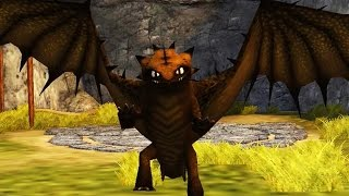 getlinkyoutube.com-How To Train Your Dragon - School of Dragons - Sand Wraith Adult! [Part 25] [iPad/Android]