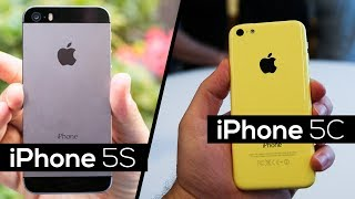 getlinkyoutube.com-iPhone 5S vs iPhone 5C - Comparação
