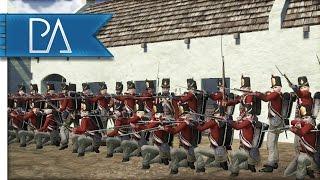 getlinkyoutube.com-EPIC NAPOLEONIC SIEGE - Mount and Blade: Napoleonic Wars Gameplay