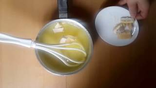 getlinkyoutube.com-تحضير كريمة الليمون الطبيعية باحترافية  Crème au citron