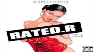 DJ EXPLICIT | RATED.R VOL.2 | DANCEHALL MIX TAPE 2013 |