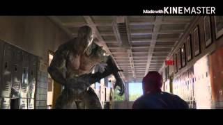 Spider man vs The lizard music video hero skillet