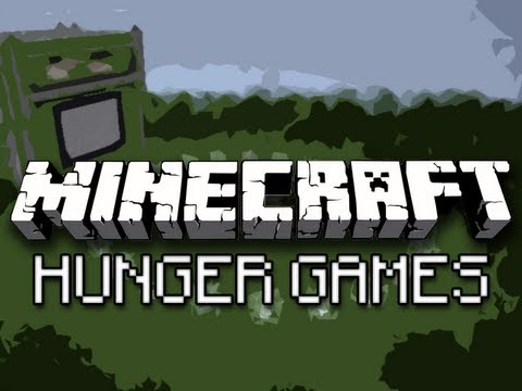 Minecraft: Hunger Games Survival 2.0 - The Unfortunate Tale of CaptainSparklez