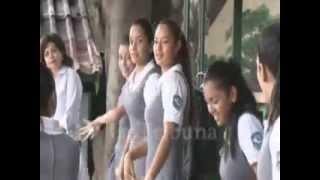getlinkyoutube.com-Bellas palillonas liderarán el desfile patrio del Ins. Renacimiento