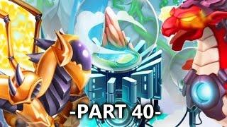 BEST ISLAND (2056)! All Futuristic Dragons! Gameplay Part 40 | Dragon City