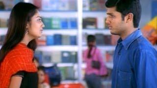 getlinkyoutube.com-Sambaram Movie || Beautiful Climax Scene || Nitin , Nikita