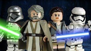 getlinkyoutube.com-Custom LEGO Star Wars: The Force Awakens Minifigures Part 2