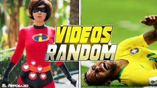 VIDEOS RANDOMS RECOPILACIÓN 2K18 | CAÍDA DE NEYMAR  | RANDOM PARA TODOS width=