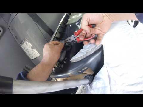 Doors Do Not Open From Inside Chrysler Dodge/Двери не открывается изнутри Chrysler Dodge