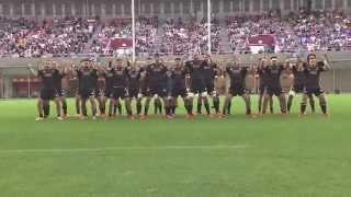 getlinkyoutube.com-Maori All Blacks Haka v Japan