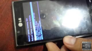 getlinkyoutube.com-LG Optimus L5 L7 P708 - P708g desbloqueo * HARD RESET o FLASH * wipe