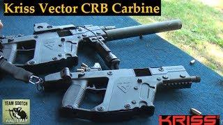 getlinkyoutube.com-Kriss Vector CRB 45 ACP Carbine Review