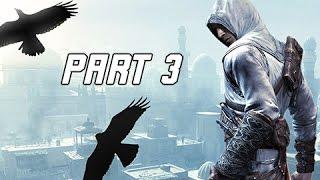getlinkyoutube.com-Assassin's Creed Walkthrough Part 3 - Jerusalem (PC Let's Play Commentary)