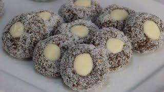 حلويات العيد بدون فرن سهلة و سريعة التحضير