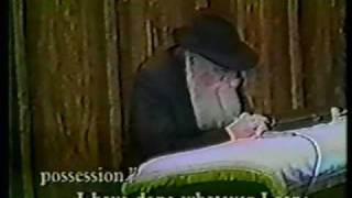 The Rebbe Says That He Is Moshiach, The Geula is HERE!!!