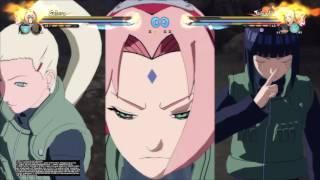 getlinkyoutube.com-Naruto Shippuden: Ultimate Ninja Storm 4 Sakura Vs Tsunade