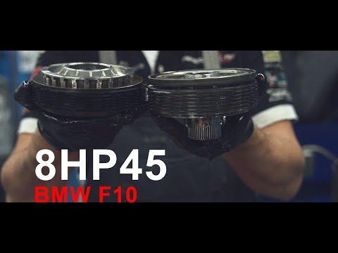 F10/8hp45/разбор/деффектовка/сборка