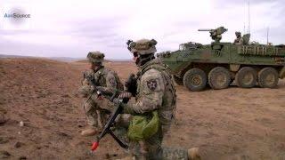 getlinkyoutube.com-US Army Stryker Combat Vehicle Training
