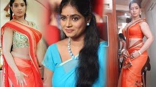 getlinkyoutube.com-Telugu Aunty Jayavani Latest Hot & Unseen Photos || Celeb Zone