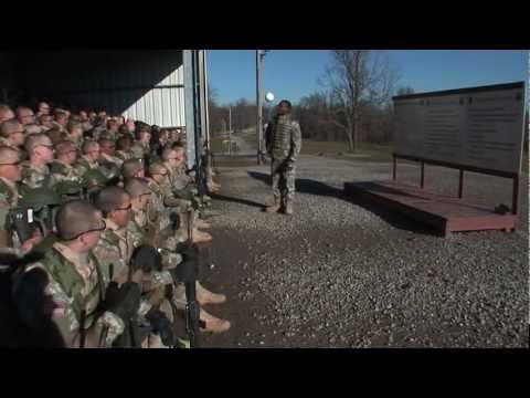 Straight From Basic Training - The U.S. Army