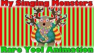 getlinkyoutube.com-My Singing Monsters - Rare Yool Animation