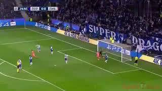 Liverpool vs porto (5-0) ucl 16 kejutan