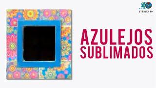 getlinkyoutube.com-Sublimacion sobre Azulejos - Mónica Godfroit en Bienvenidas Tv