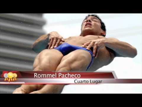 Top 5 guapos juegos panamericanos