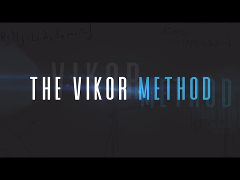 YouTube Video Preview Image for VIKOR METHOD