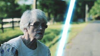 getlinkyoutube.com-Jedi Grandma