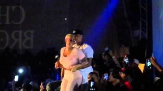 getlinkyoutube.com-Amber Rose Twerks on Chris Brown + Blac Chyna Twerking