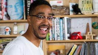 Tyler, The Creator: NPR Music Tiny Desk Concert width=