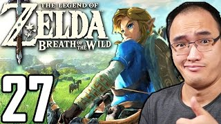 ON BRÛLEEEEEE ! | The Legend of Zelda Breath of the Wild #27