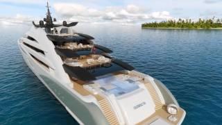 Amara: Superyacht Concept From Oceanco & Sam Sorgiovanni
