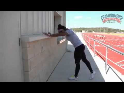 Becoming a Champion: Sprints & Relays for Girls' Track & Field