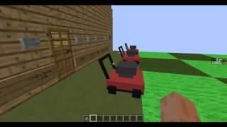 Plant vs Zombie | Minecraft Map
