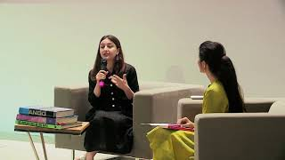 Interview | How Do I Navigate Influence Being Moderately Famous | Soha Ali Khan | TEDxBandraSalon width=