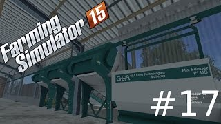 getlinkyoutube.com-Landwirtschafts-Simulator 15 - Single LP -Holzhausen - GEA MIX FEEDER - Inbetriebnahme