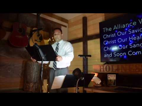 Defending The GOSPEL and this NATION, from attacks of PRINCIPALITIES