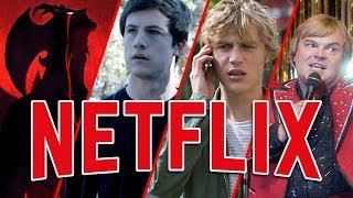 NETFLIX | New Releases January 2018