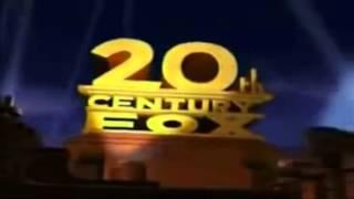 getlinkyoutube.com-20Th Century Fox Logo (2007)With The Simpsons Movie 2007 & 1983 FanFares Combined