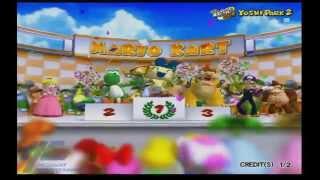 getlinkyoutube.com-Mario Kart Arcade GP2 - Yoshi Cup