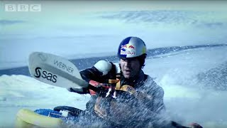 getlinkyoutube.com-Tomcat vs Super Kayak - Top Gear - Series 8 - BBC