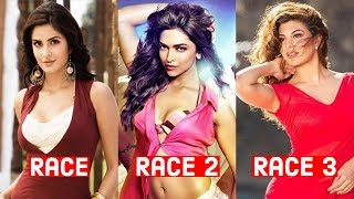 Race Vs Race 2 Vs Race 3 - Which Bollywood Song Do You Like The Most?